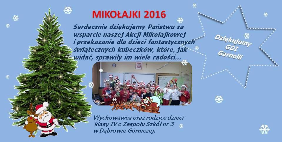 Campaña de Papá Noel - garneczki.pl