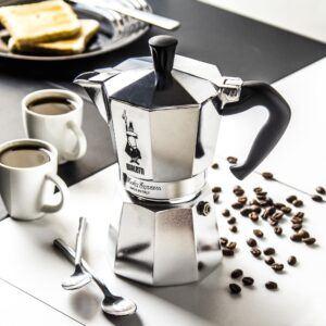 Cafetera a presión Bialetti Moka