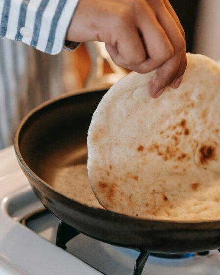¿Cómo hacer panes planos?