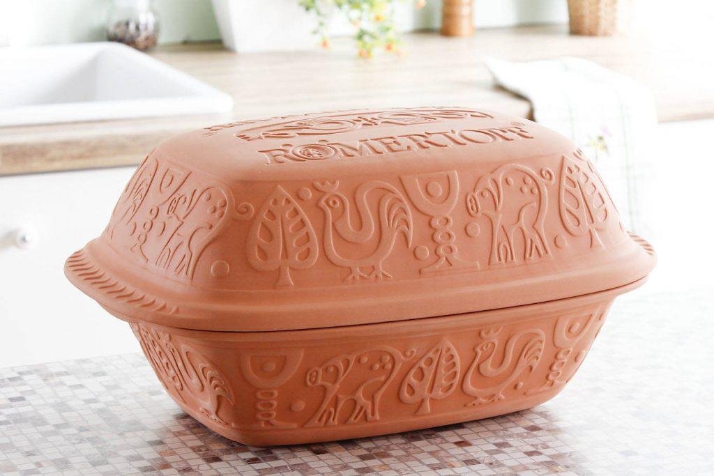 ¿Cómo hornear en ollas romanas?  Instrucciones de uso