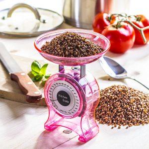 Báscula de cocina para medir ingredientes
