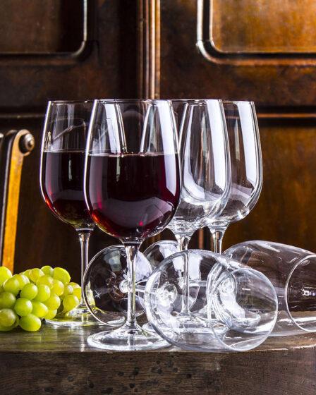 Copas de vino tinto Bormioli Rocco Inventa
