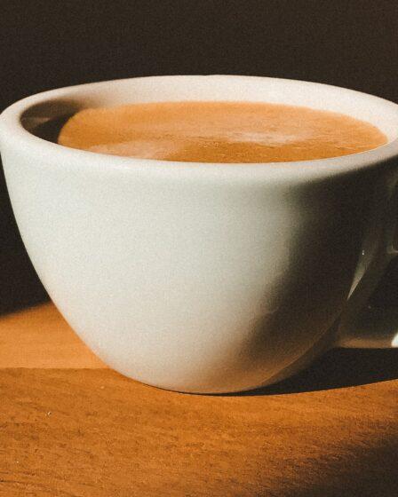 ¿Cuánta cafeína tiene el café?