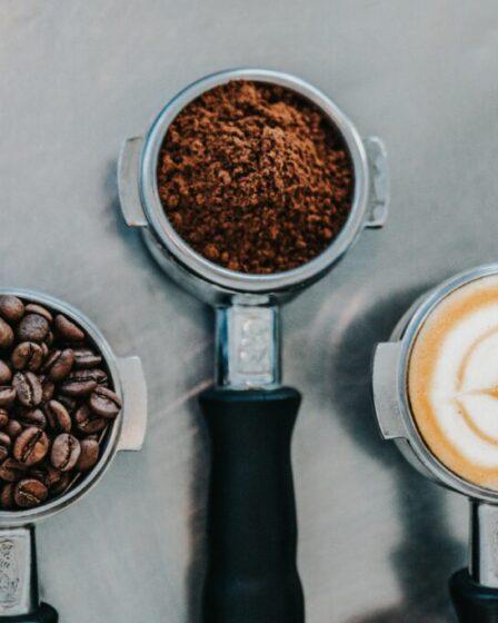 ¿Cuántas calorías tiene el café con leche?