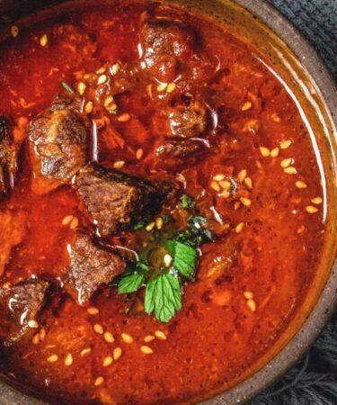 ¿Cuánto tiempo para cocinar la sopa en la olla a presión?