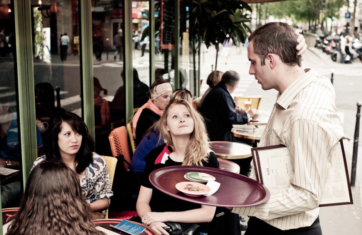 10 errores básicos de los camareros