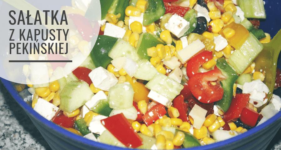 Ensalada de maíz colorida - receta