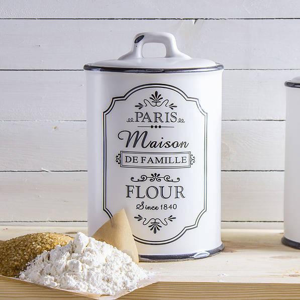 Recipiente de harina de cerámica Florina