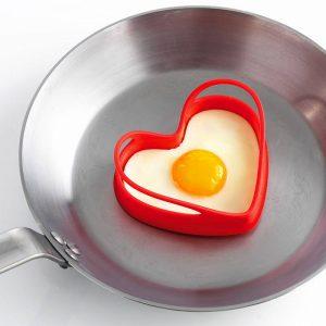 Moldes de silicona para huevos fritos Mastrad