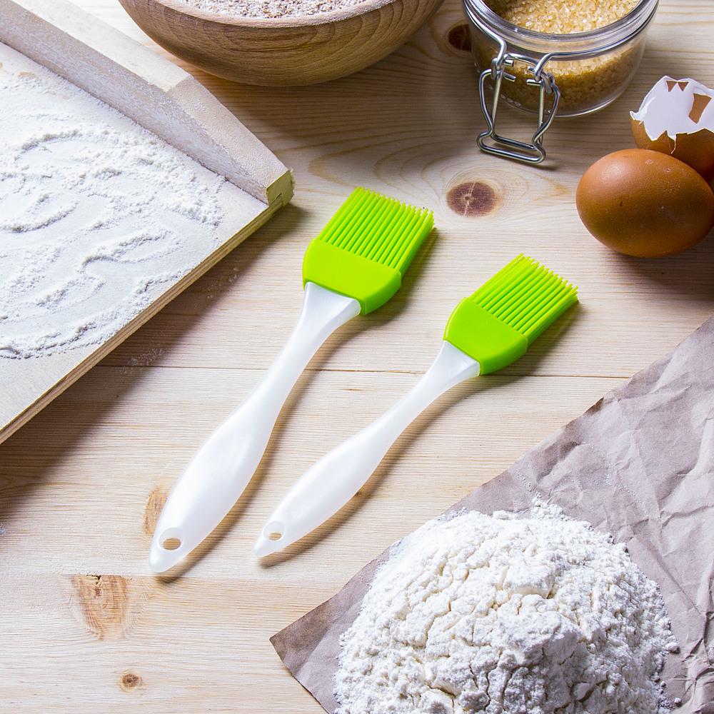 Cepillo de cocina de silicona