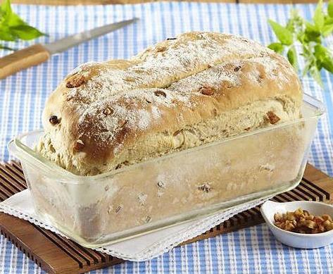Molde de vidrio para hornear pan y paté