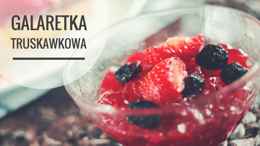 Gelatina de fresa - receta