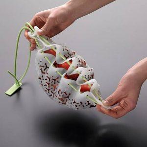 Bolsa de cocina de silicona Lekue