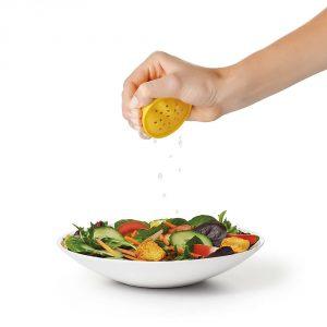 Exprimidor de limón de silicona oxo