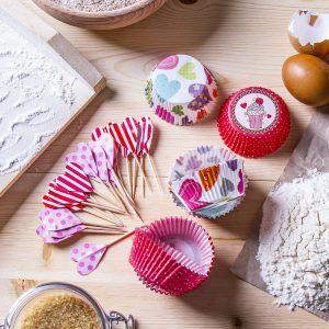Decoraciones para cupcakes