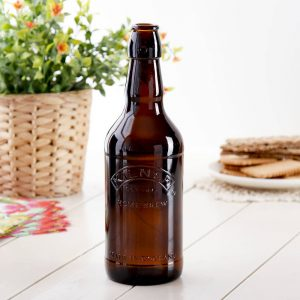 Botella de vidrio Kilner