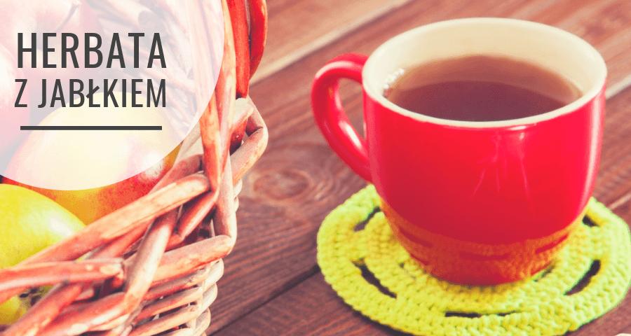Té con manzana y canela - té de otoño