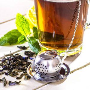 Infusor de té de acero Imbryczek