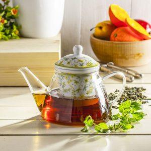 Tetera y cafetera con infusor Duo Herb