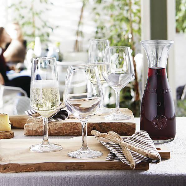 Decantador de vidrio para vino Bormioli Rocco