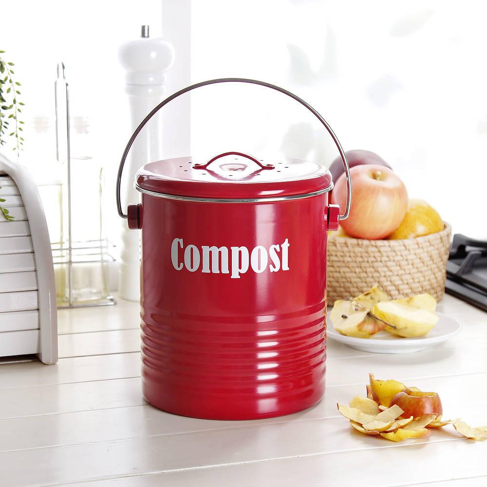 compostador de cocina para residuos