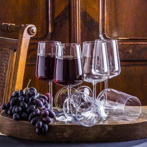 Copas de vino Rocco Bormioli