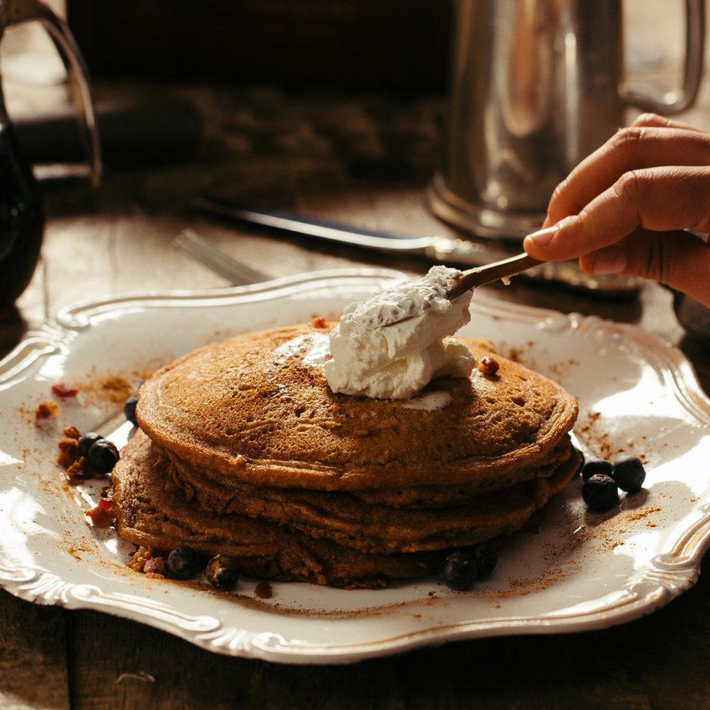 Panqueques perfectos para el desayuno