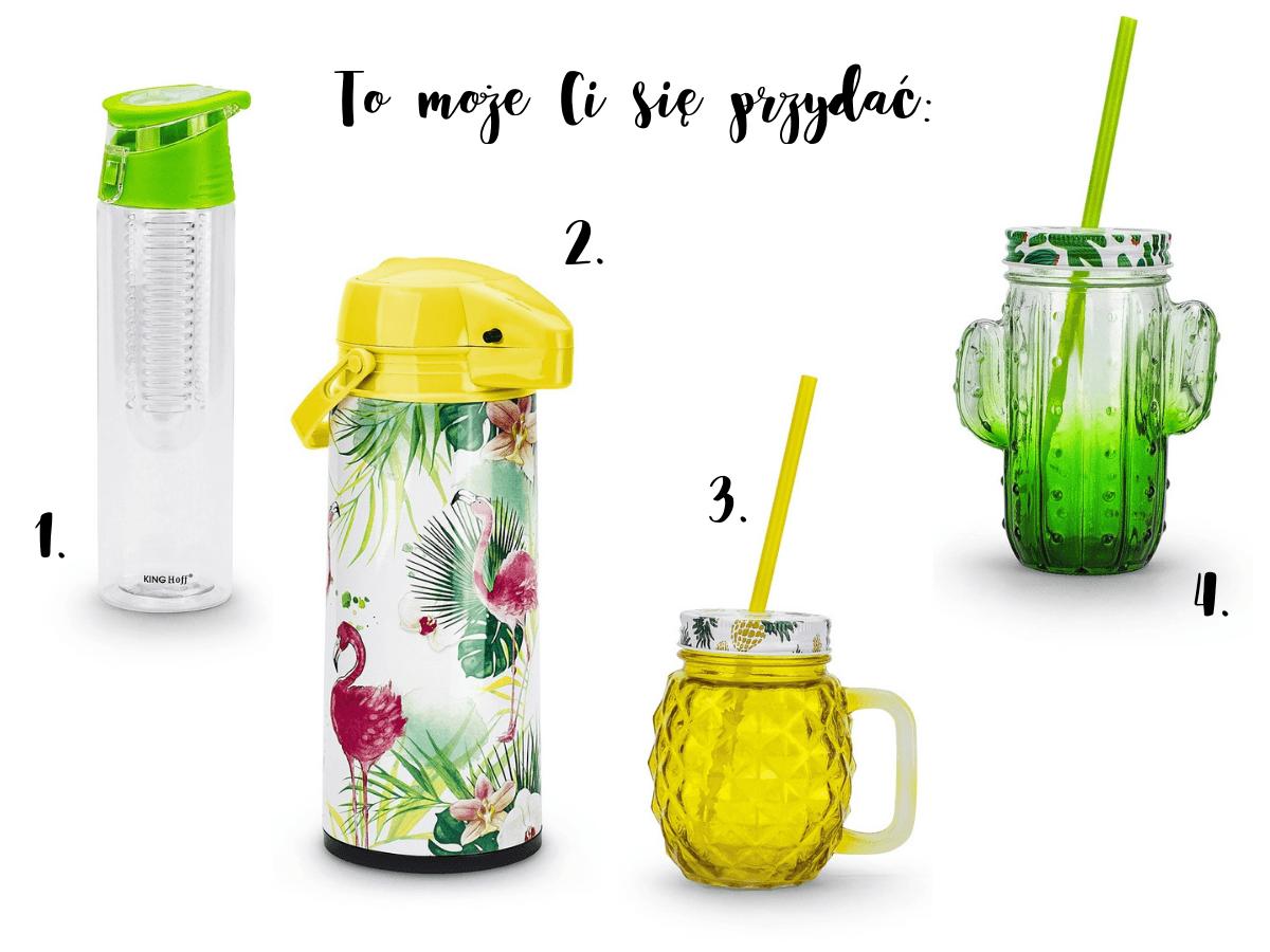 ¿Qué preparar para un picnic para beber?