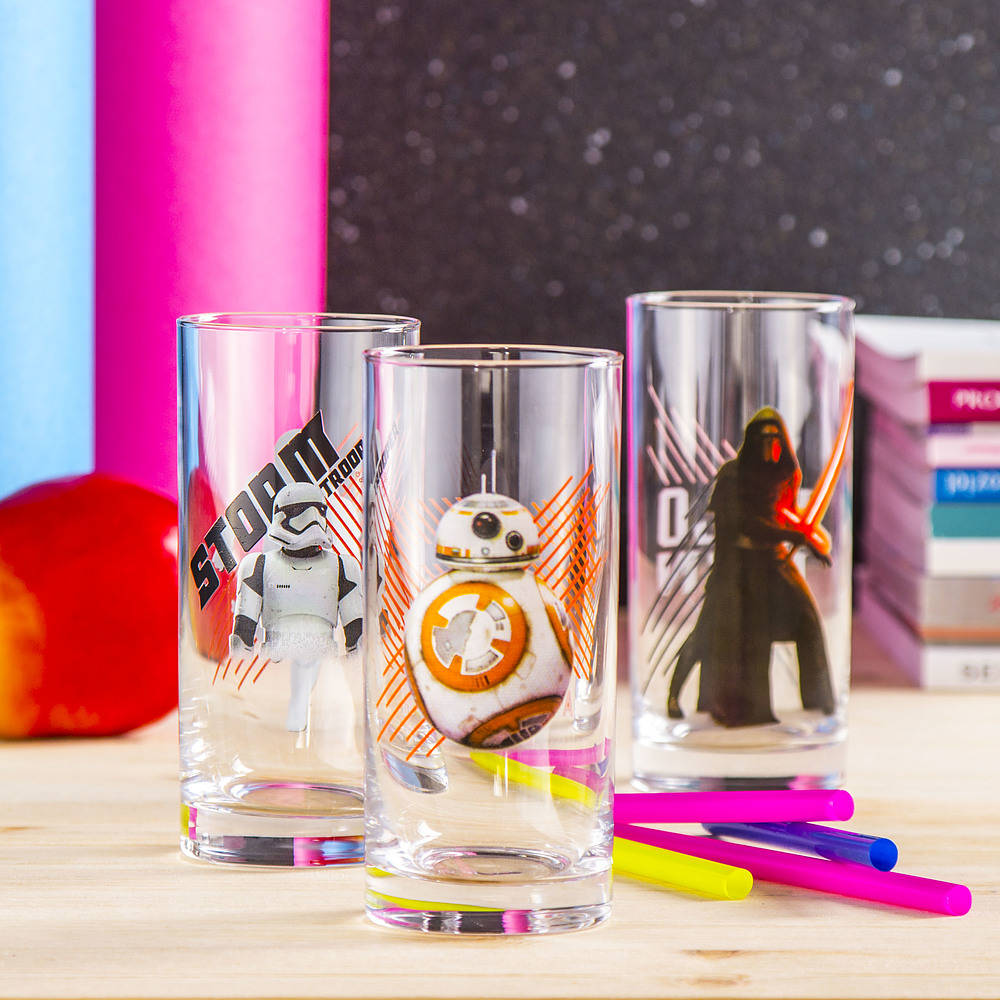Vasos de bebida Star Wars