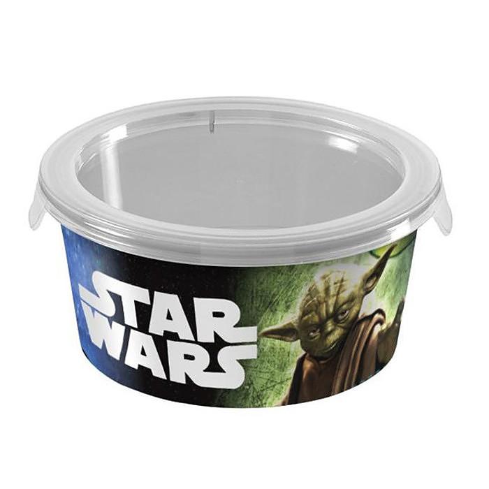 Contenedor de comida Star Wars Deco