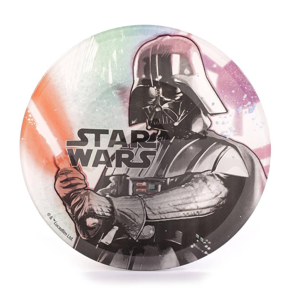 Plato de postre de Star Wars Lord Vader