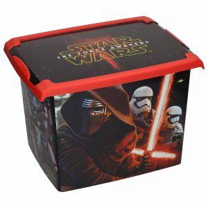 Contenedor de juguetes de Star Wars
