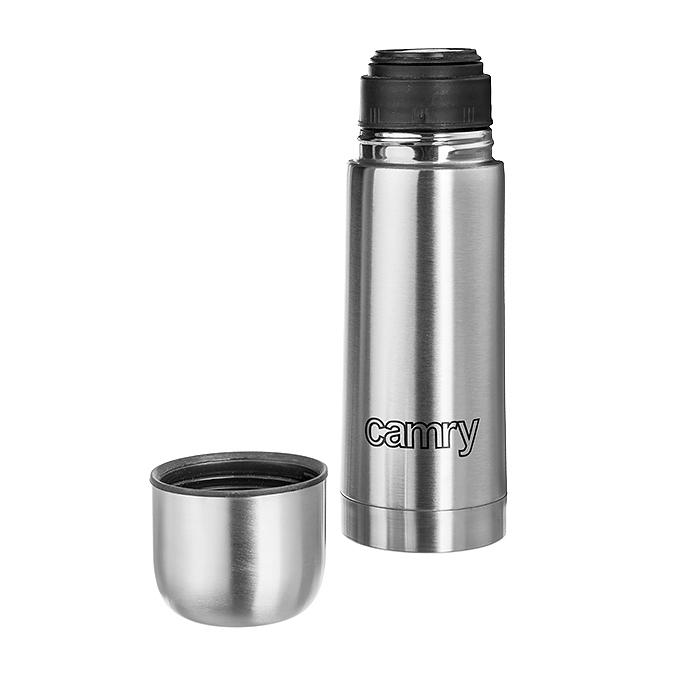 Termo de acero Camry Flavu para café y té