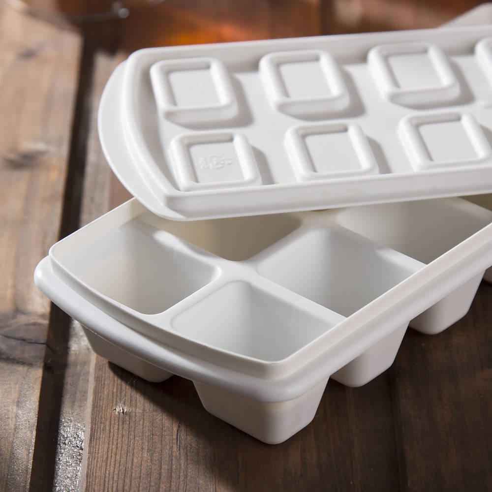 Molde para cubitos de hielo Plast Team