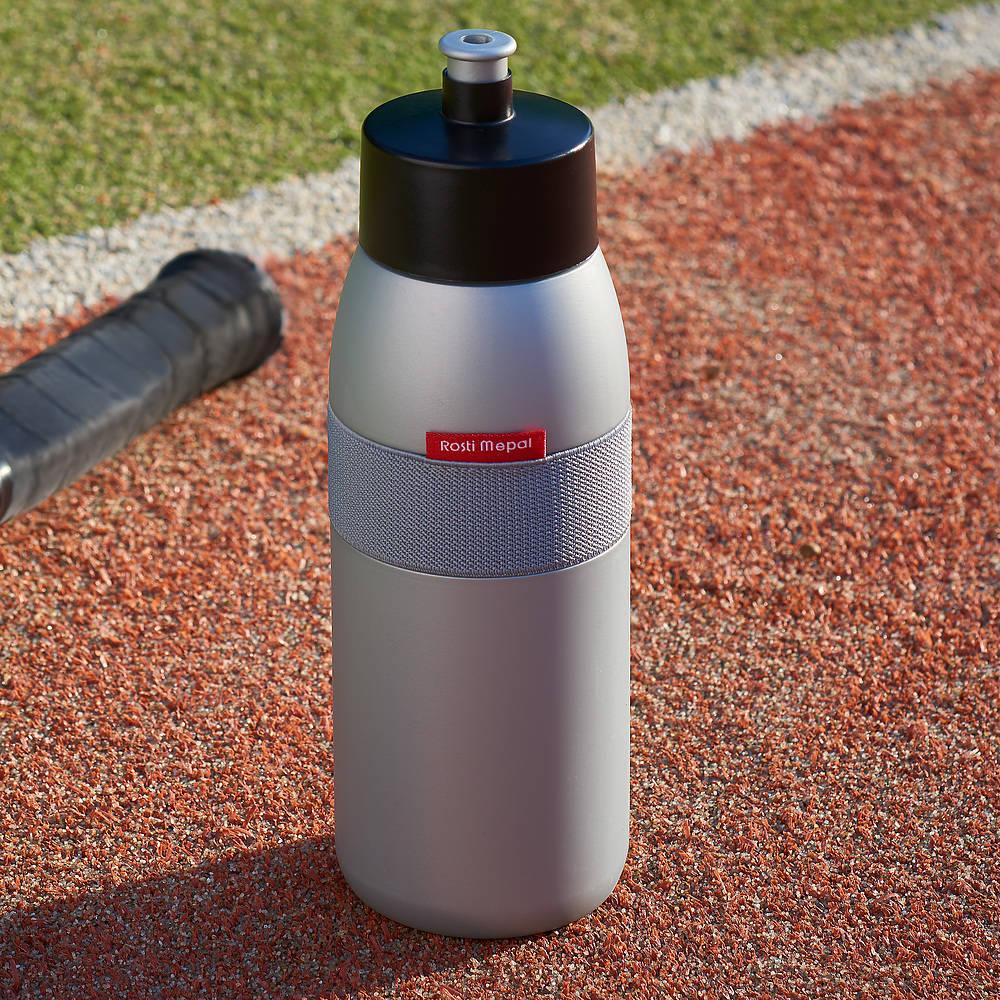 botella de agua de plástico rosti