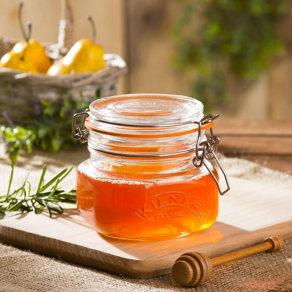 tarro de miel pequeño