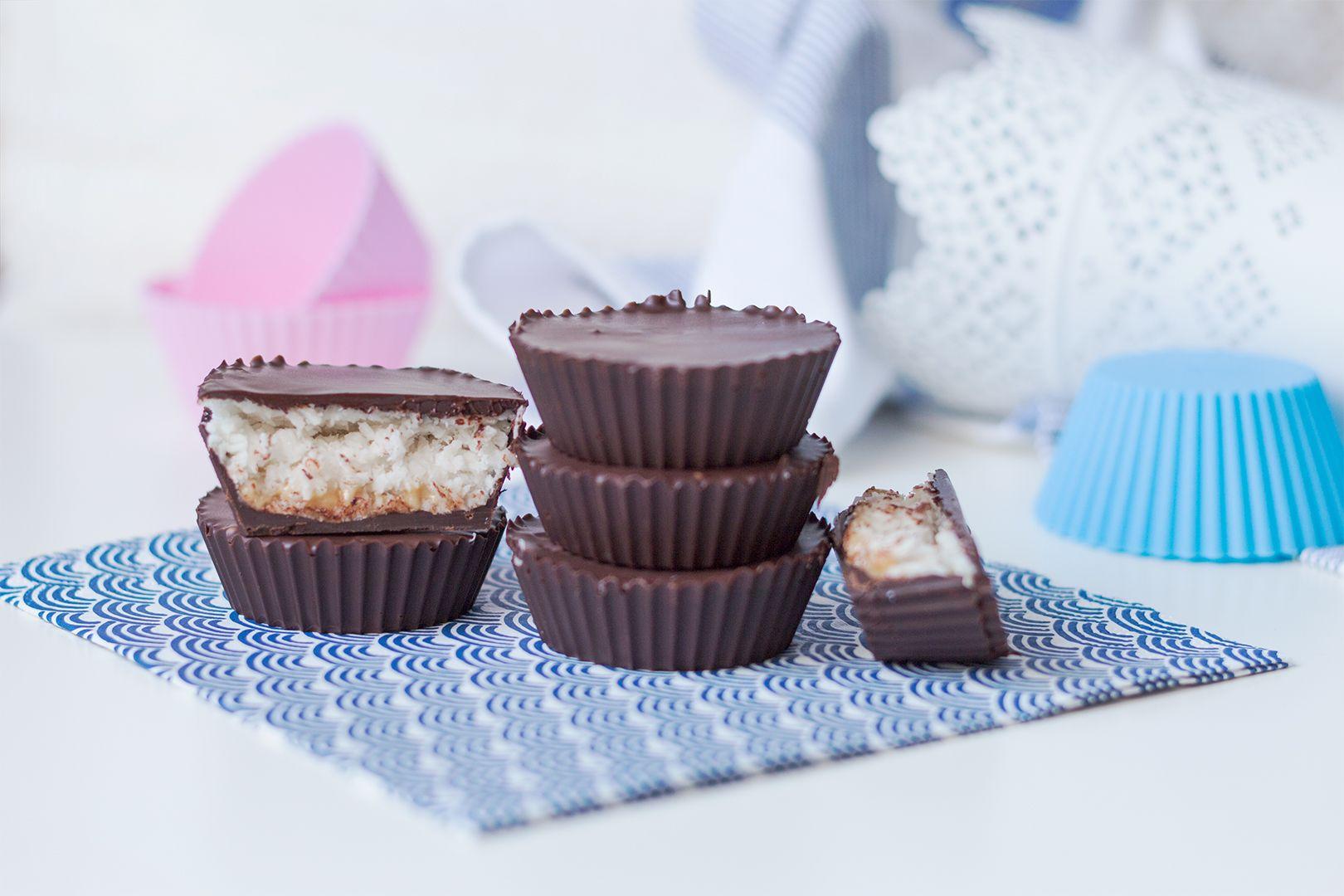 Bombones de chocolate_