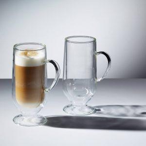 Vasos de café de doble pared Kitchen Craft