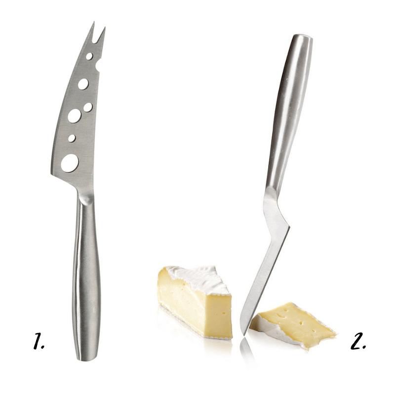 Cuchillos para queso blando