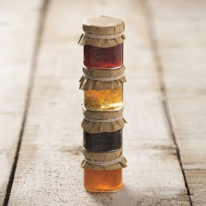 Tarros de miel pequeños Kilner