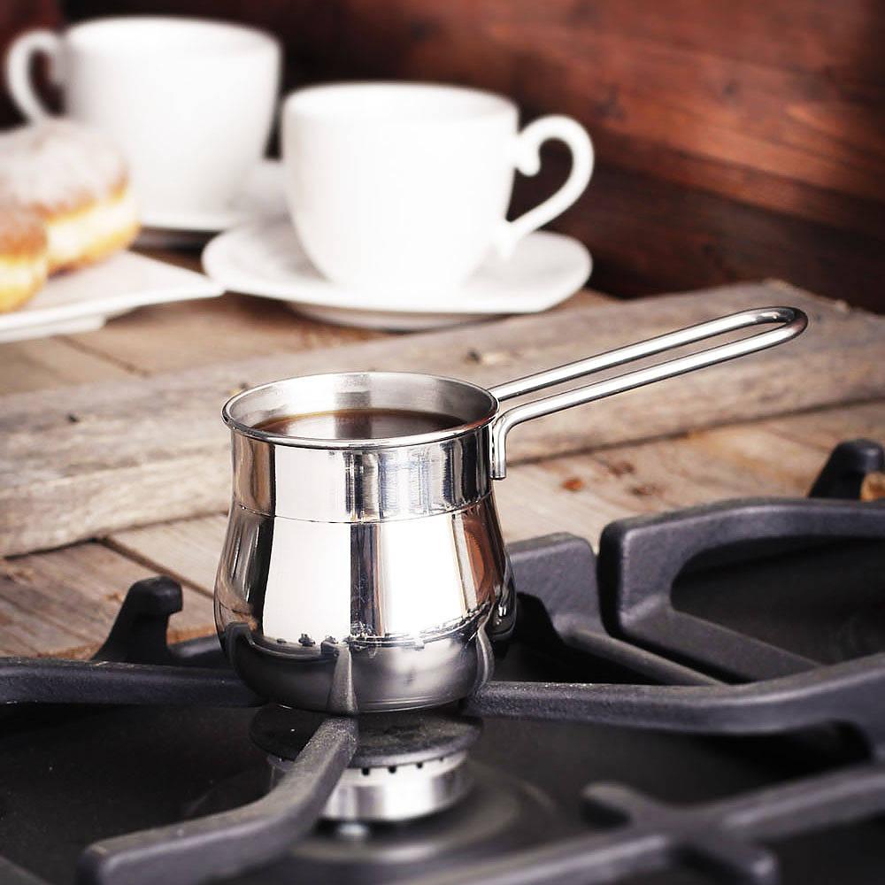 Olla de acero para café Frabosk