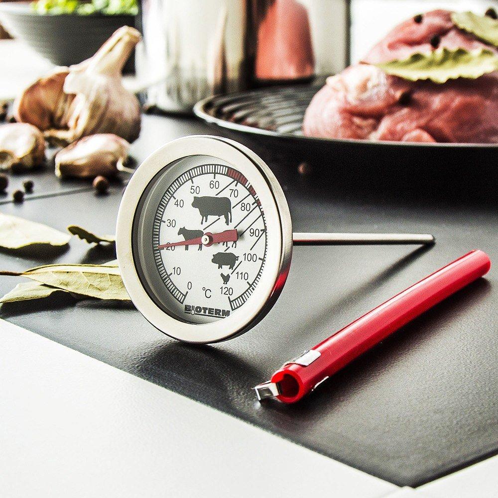 Termómetro para cocedor de jamón