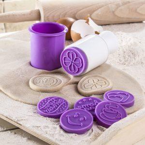 Sellos de galletas con aditamentos Tescoma