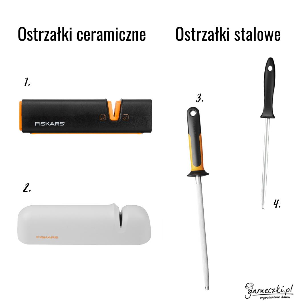 Afiladores de cuchillos Fiskars