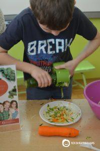 Talleres - Quien come verduras gana - Macetas