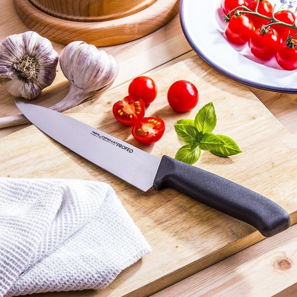 Cuchillo cocinero de acero Florina Profeo