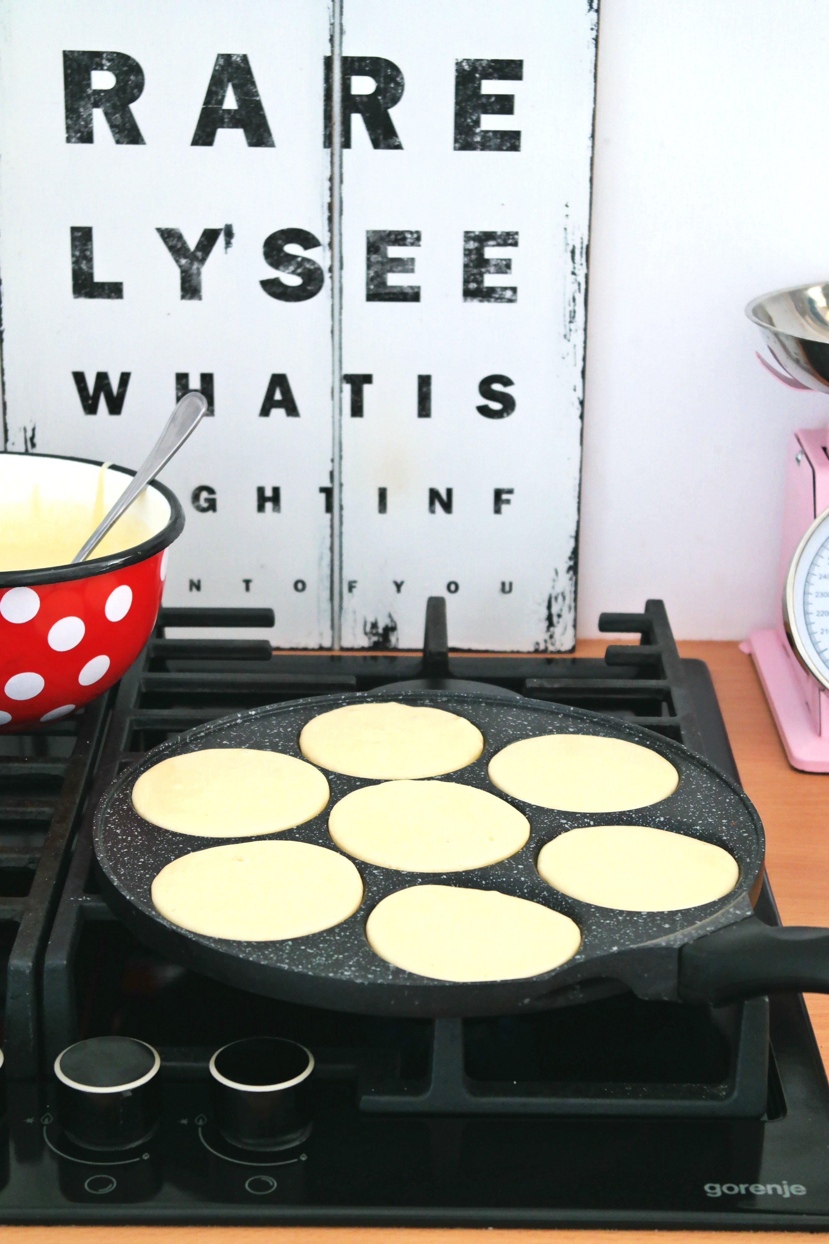 Tortitas de desayuno - receta