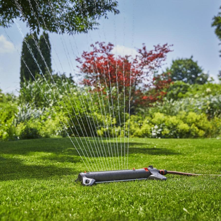 Aspersor de jardín Gardena Aquazoom