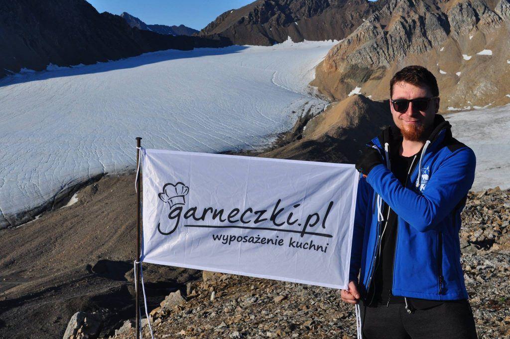 Garneczki.pl en Spitsbergen