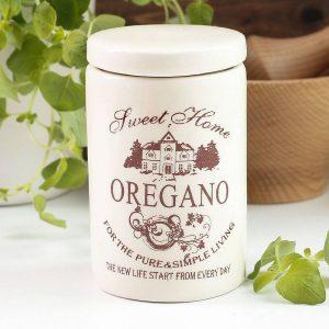 Recipiente de cerámica para orégano Sweet Home